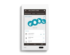 Gira G1 mit eNet SMART HOME App