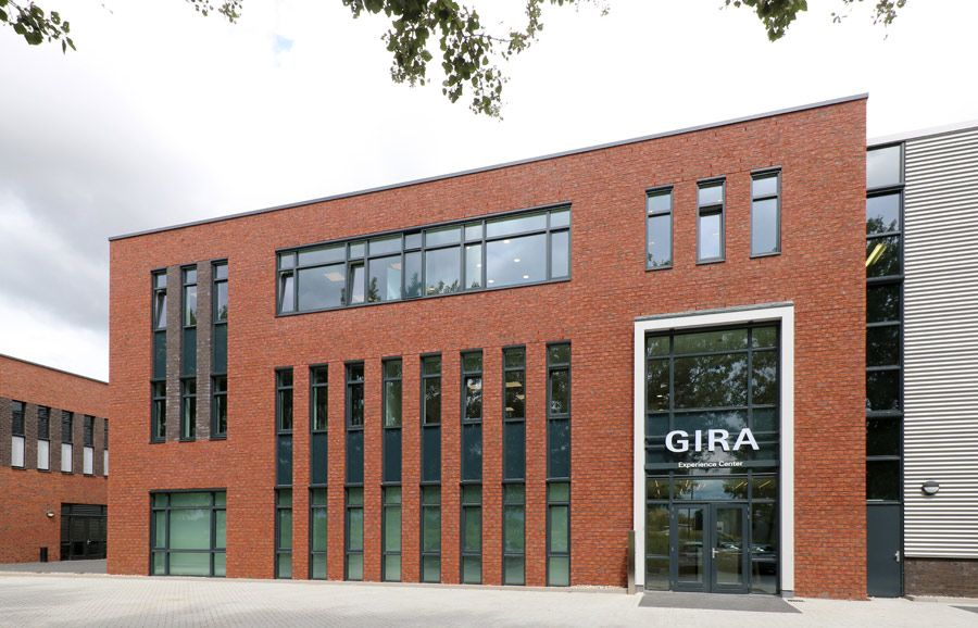 Gira Experience Center in Veenendaal
